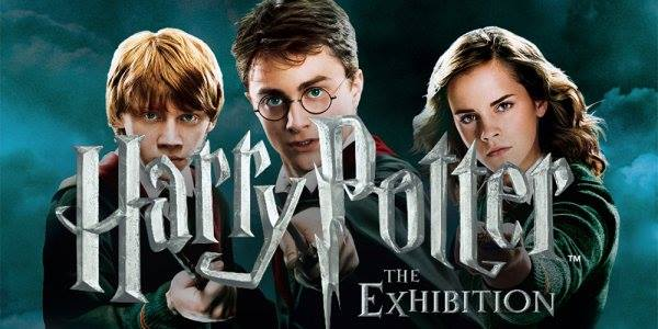 Back to Hogwarts alla mostra Harry Potter the Exhibition di Milano