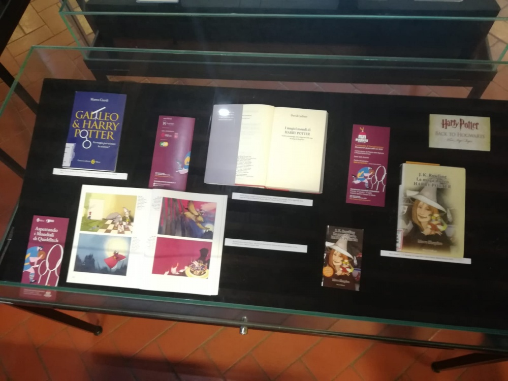 Caccia Letteraria alla Biblioteca delle Oblate di Firenze