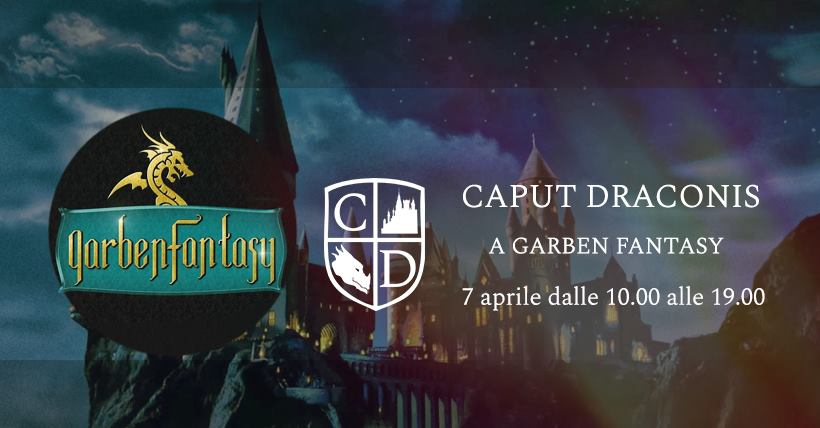 Caput Draconis a Garben Fantasy