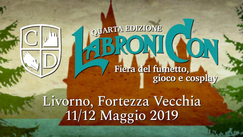 Caput Draconis sarà presente al Labronicon 2019 di Livorno