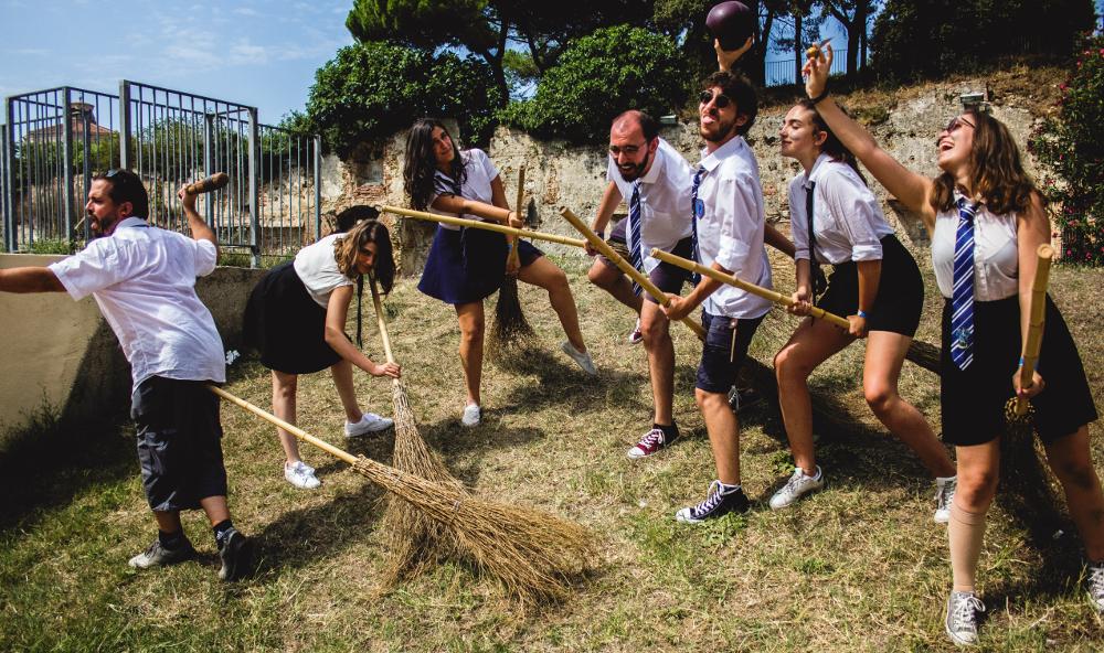 Squadra di Quidditch di Corvonero 2019