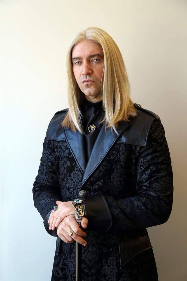 Cosplay Lucius Malfoy - gruppo cosplay L'Ordine della Fenice