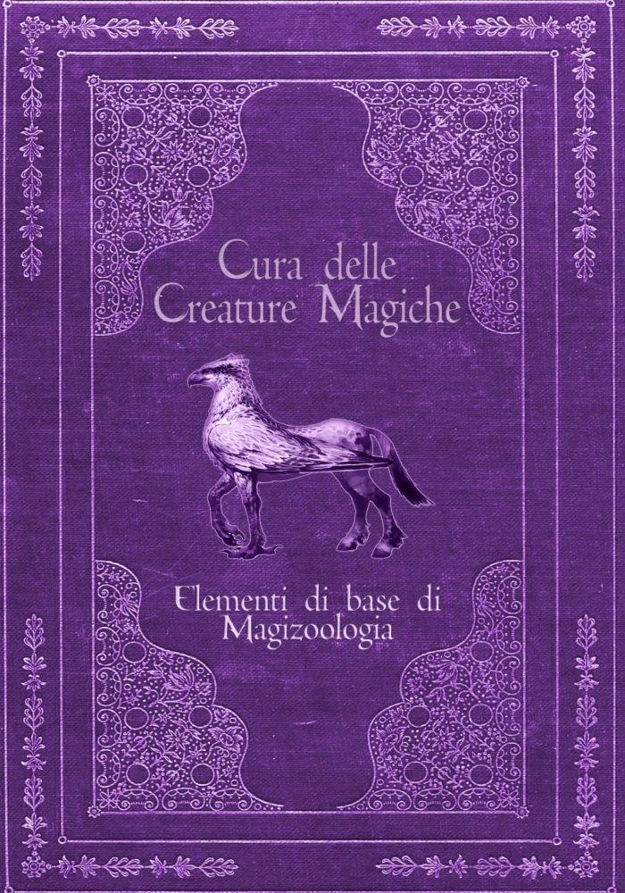 Libro di Cura delle Creature Magiche Caput Draconis