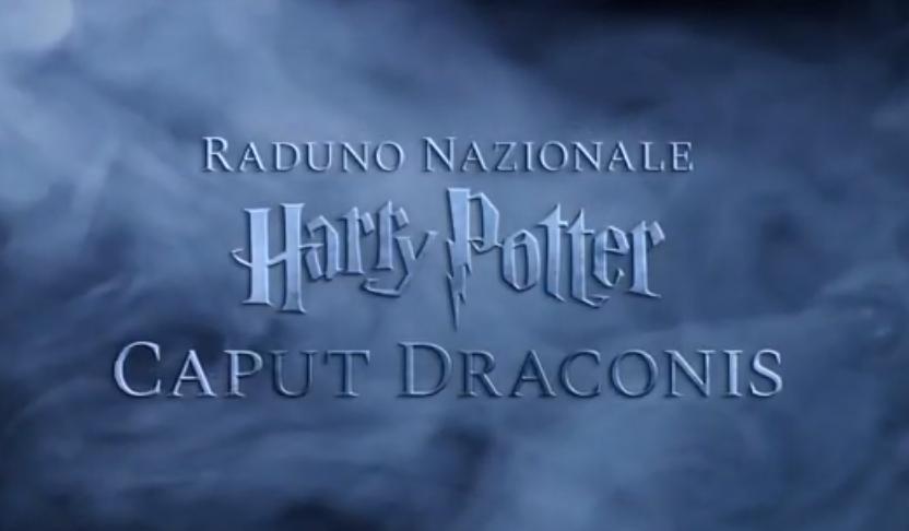 Ecco il corto introduttivo del Raduno Caput Draconis 2019