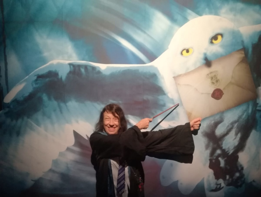 I nostri soci alla Harry Potter the Exhibition di Milano 2018