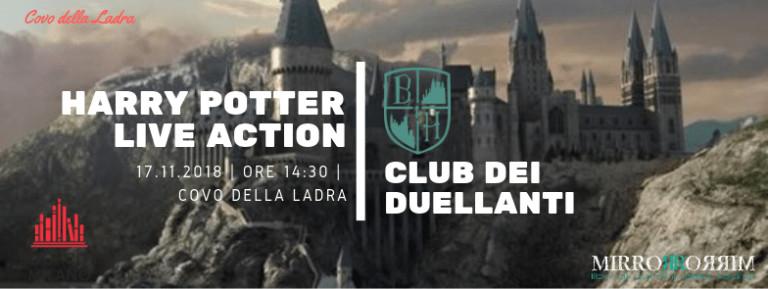 Harry Potter Live Action Club dei Duellanti