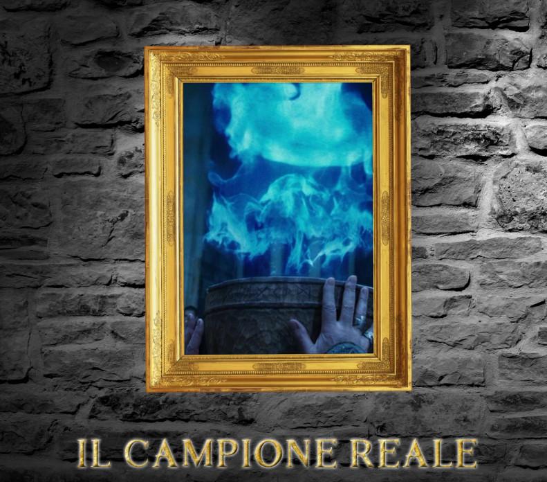 Trama Raduno 2016 dal titolo Il Campione Reale