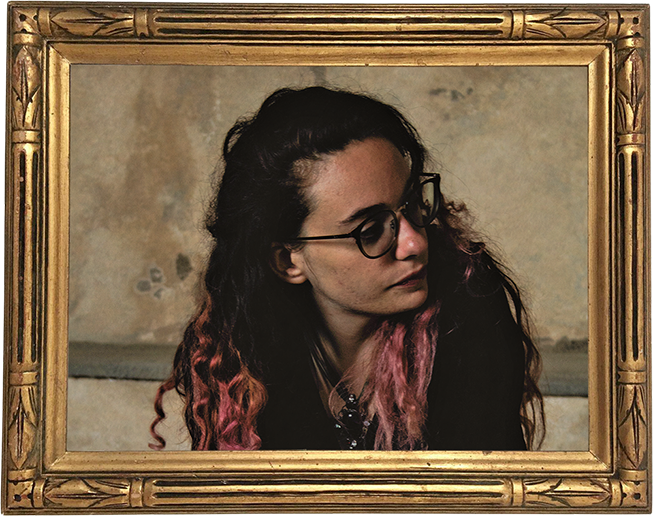 La Professoressa di Storia della Magia Laura Incollingo
