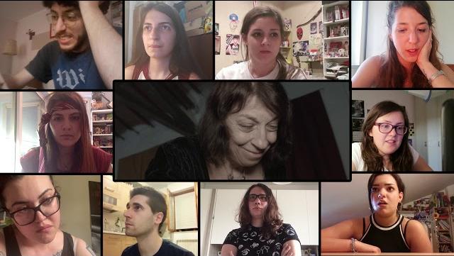 Le reaction al corto introduttivo del Raduno Caput Draconis 2019