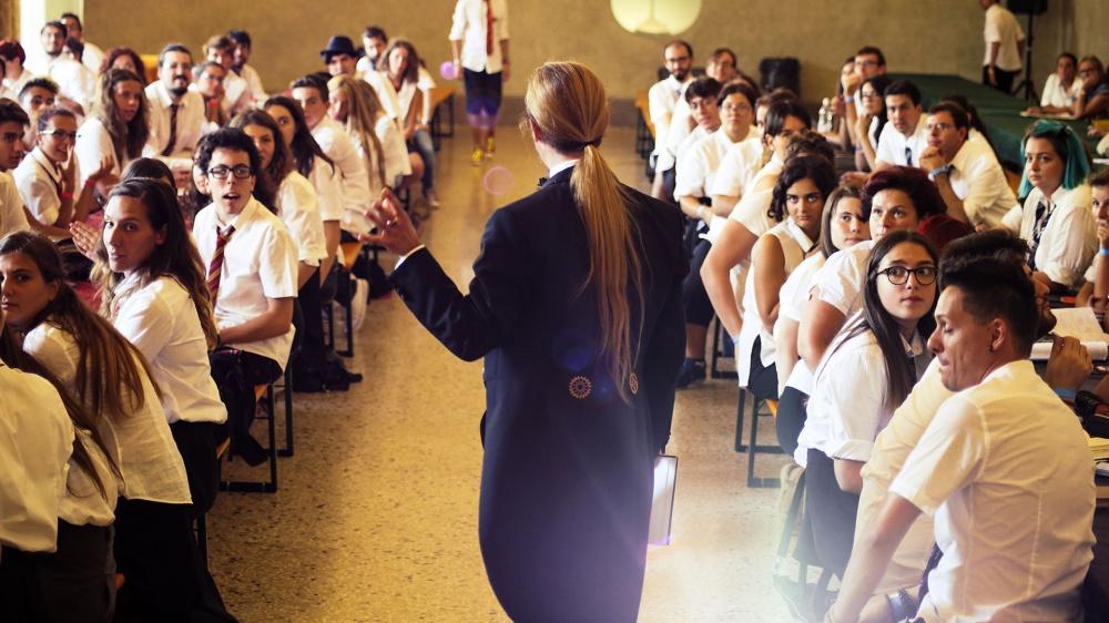 Scuola di Magia in Italia