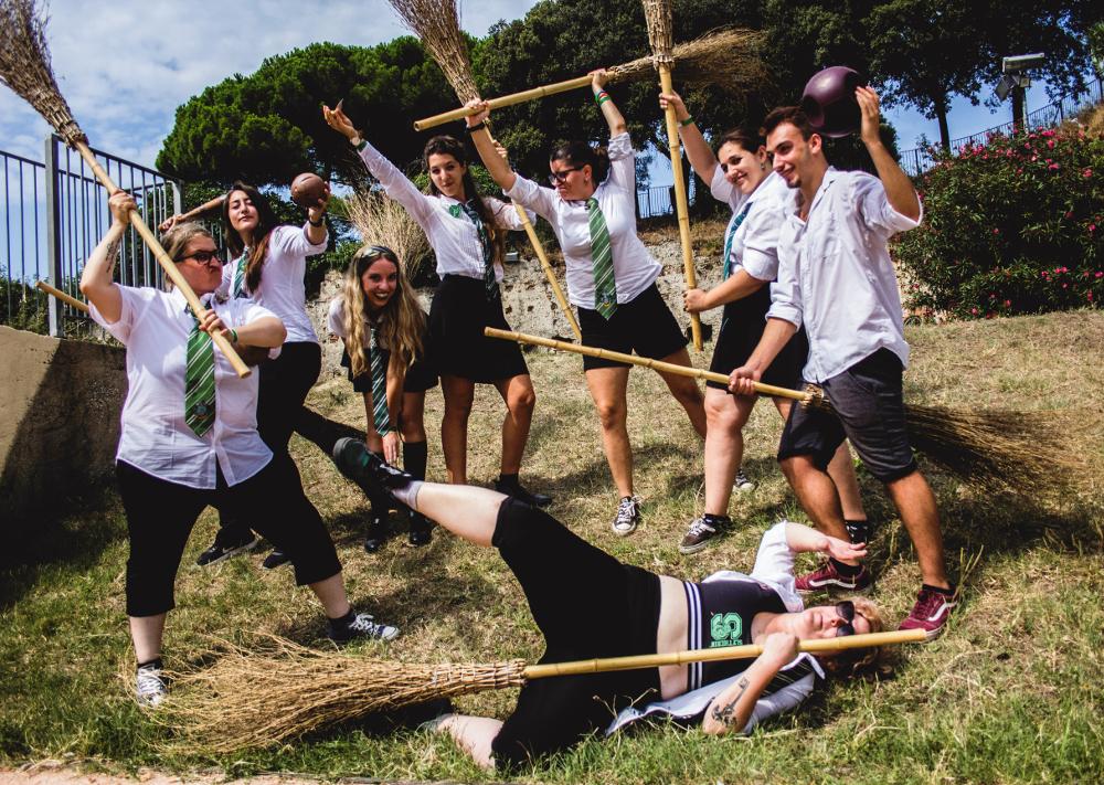 Squadra di Quidditch di Serpeverde 2019