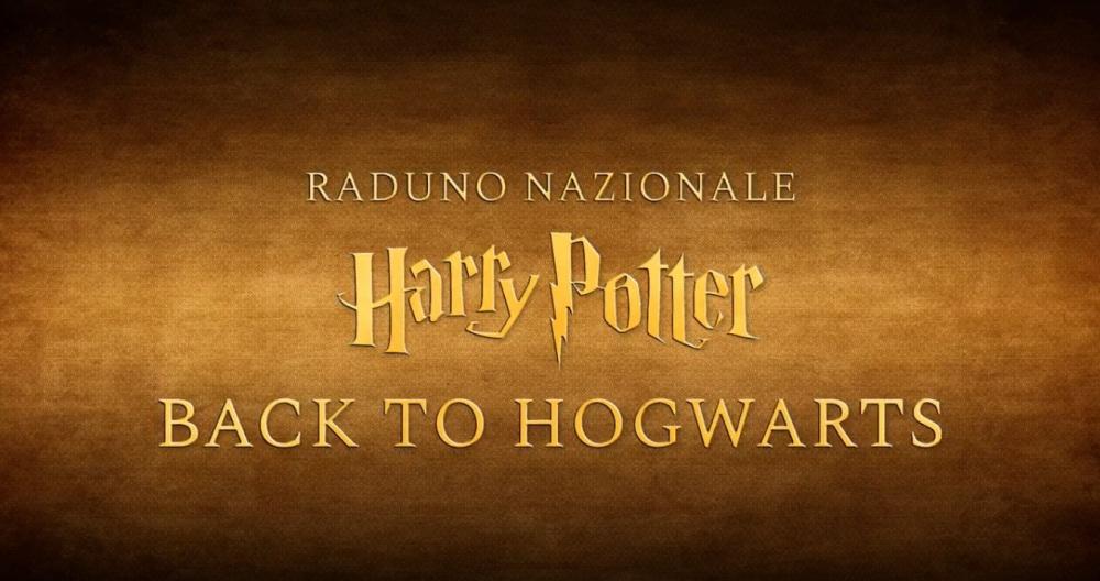 Spot Raduno Nazionale Harry Potter BtH