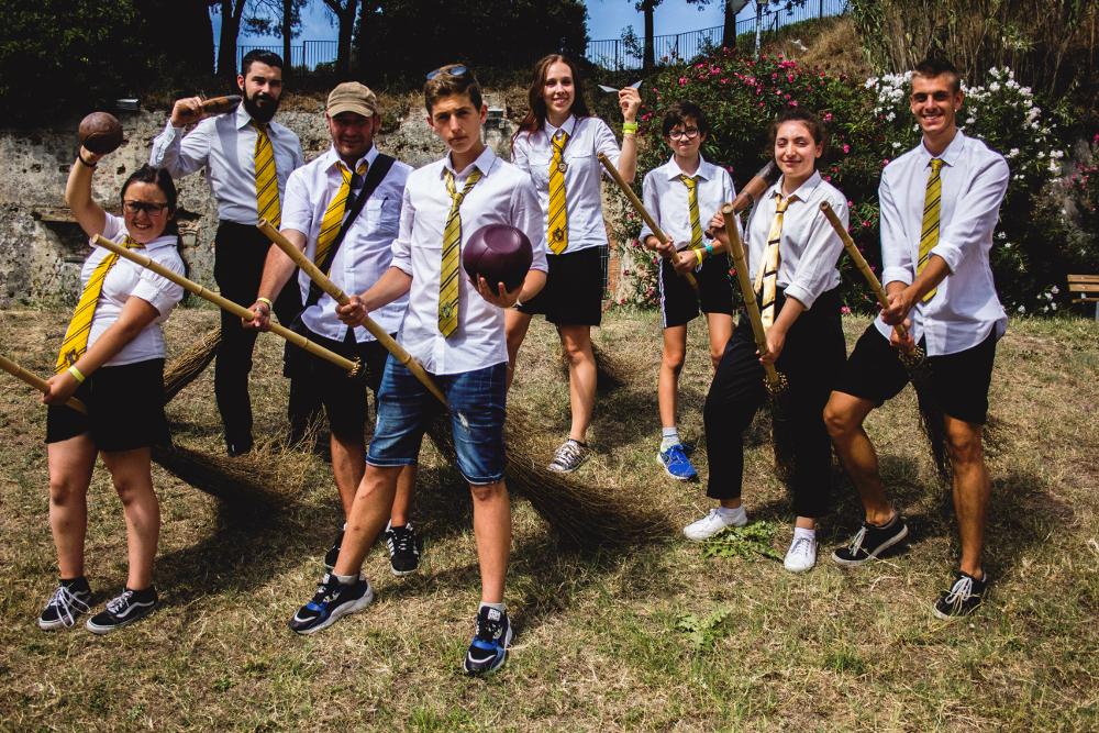 Squadra di Quidditch di Tassorosso 2019